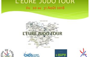 POSITIONNEMENT EURE JUDO TOUR