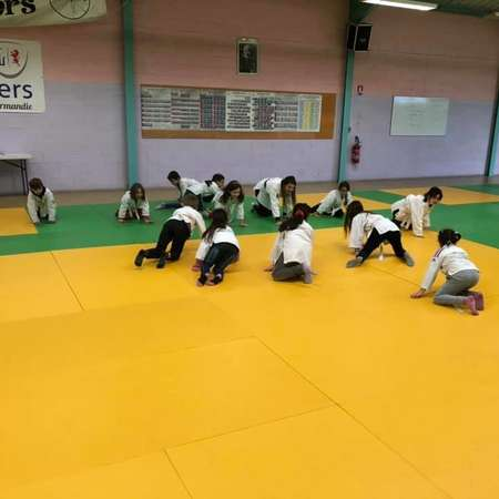 JUDO DECOUVERTE JUDO CLUB LOUVIERS